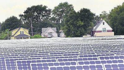 Vaca Muerta y energ�as renovables frente al desaf�o de lograr el autoabastecimiento