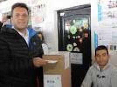 Con el apoyo de la Uocra y la Came, Massa ya piensa en las elecciones de 2017