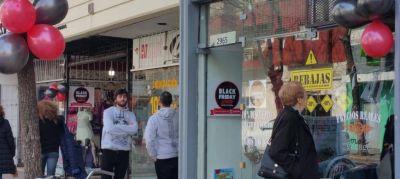 Una buena: El Black Friday potenció las ventas en Mar del Plata