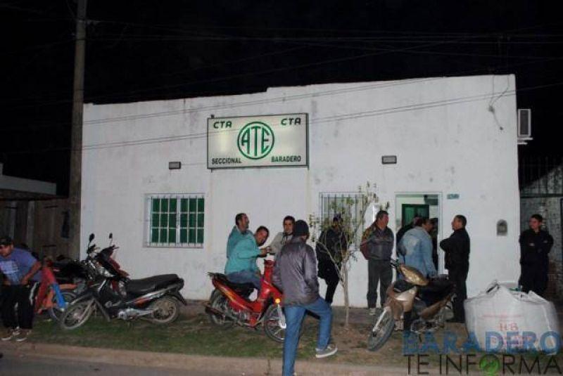 Comunicado de prensa ATE Seccional Baradero