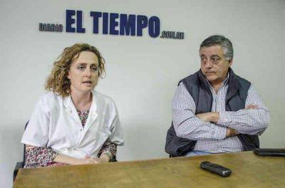 La Asociación de Profesionales salió a negar el cierre del Servicio de Fertilización Asistida que funciona en el Hospital Materno