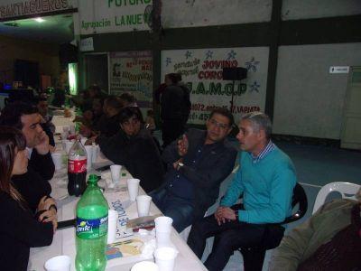 En una actividad solidaria, el peronismo de Berisso se mostró unido