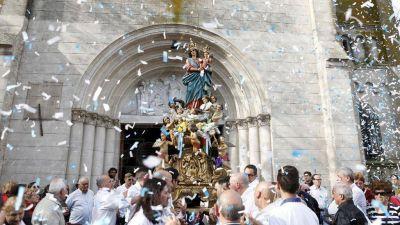 Mamma Nostra tuvo su tradicional festejo