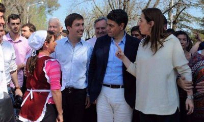 Vidal y J. Macri le coparon la fiesta del salame quintero a La Cámpora