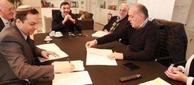 La DAIA acord� trabajar contra la discriminaci�n junto a la Defensor�a del Pueblo