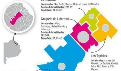 Vidal acelera la división de La Matanza