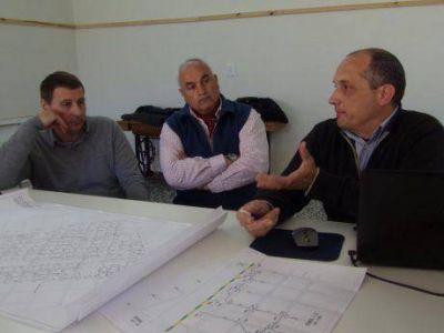 Desagües Pluviales de 30 de Agosto: con la presencia de técnicos de la Universidad de La Plata, reunión este jueves