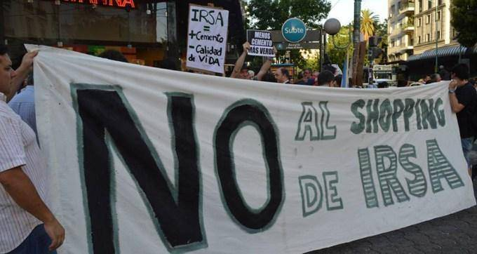 Caballito irsa promete un centro de salud un jard n de for Centro de salud ciudad jardin badajoz