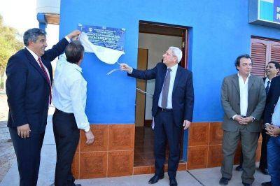 Inauguran obras y entregan viviendas sociales en la localidad de Ahí Veremos