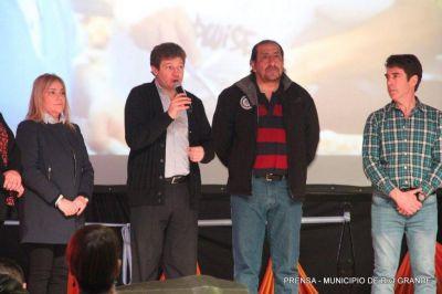 El Intendente destacó el progreso de los expositores en cuanto a los productos que ofrecen