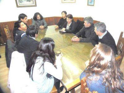 Reunión paritaria entre el SOEME y ZO, y el Ejecutivo de Esquel