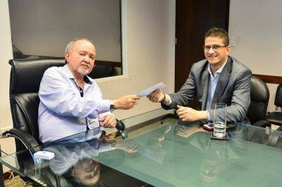 Sergio Ariel Recalde asumió como Subsecretario de Comunicación Social