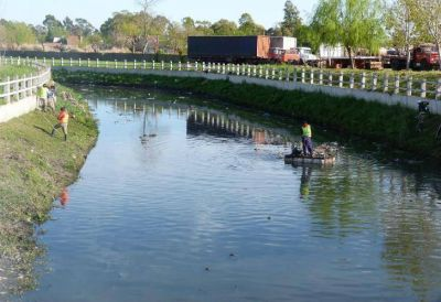 Macabro hallazgo: limpiaban arroyos en Quilmes y encontraron 8 cuerpos
