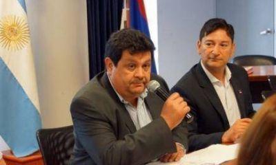 EMSA: Ferreira obvió hablar de la auditoria y defendió el millonario presupuesto que le da la provincia