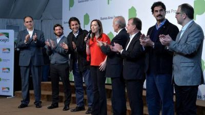 Vidal respaldó al campo en el lanzamiento de Expoagro 2017
