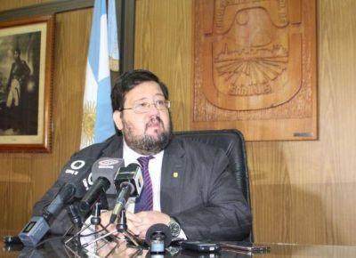 UNSL: Nieto Quintas asume otro mandato en el Rectorado