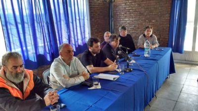 La Federaci�n se solidariz� con los municipales declarando estado de alerta en la Provincia