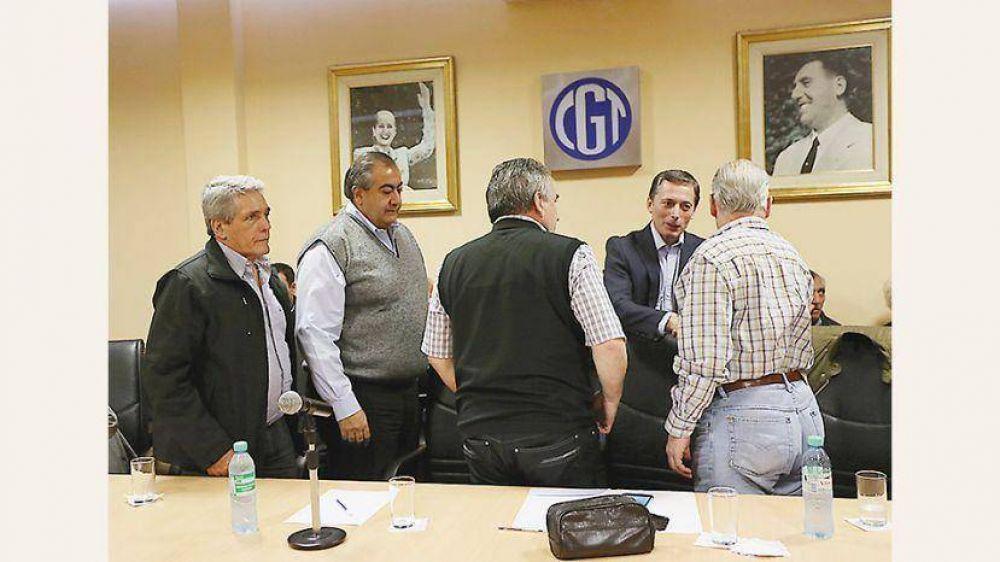 Primer paro de la CGT unificada y la vuelta a la negociación bajo presión
