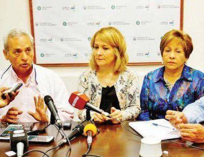 La ministra de Salud recibió a representantes de APROSLaR