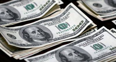 Dólar cayó 3 centavos a $ 15,24 (mayorista perforó los $ 15)