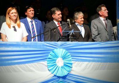 Bosetti respald� el fuerte mensaje del gobernador sobre el respeto a la provincia