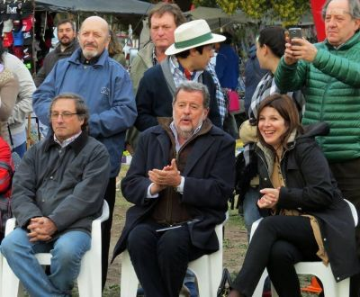 Elustondo destacó el potencial productivo e innovador de Tres Arroyos