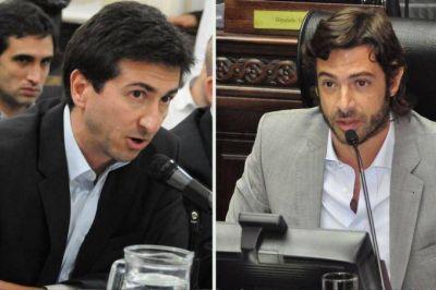 Guerra entre los ministros Salvai y Cenzón por las sillas de los organismos de control