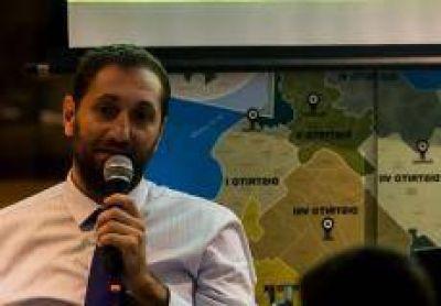 Anuncian la visita de Álvarez de Celis, funcionario del Ministerio del Interior de la Nación