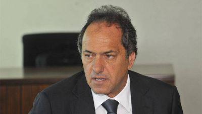 Corrupci�n S: nuevo rev�s judicial para Daniel Scioli