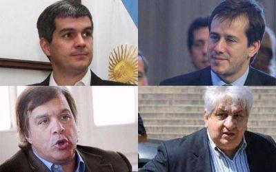 """Peña, Recalde, Cortina y Piumato son las caras """"escondidas"""" de la elección de Derecho"""