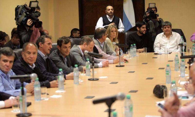 Grupo Esmeralda y CGT massista juntos contra el plan de Macri