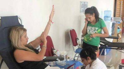 Convocan a donantes a colecta en La Banda