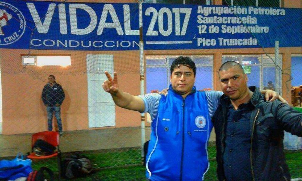 Pico Truncado: Petroleros Privados inauguró un centro recreativo