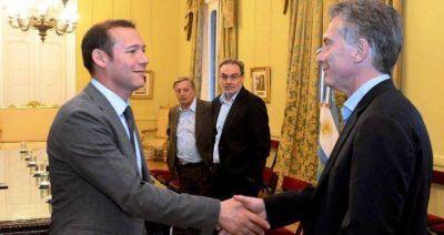 Se trabaja ya en el pacto federal energético, confirmó Macri