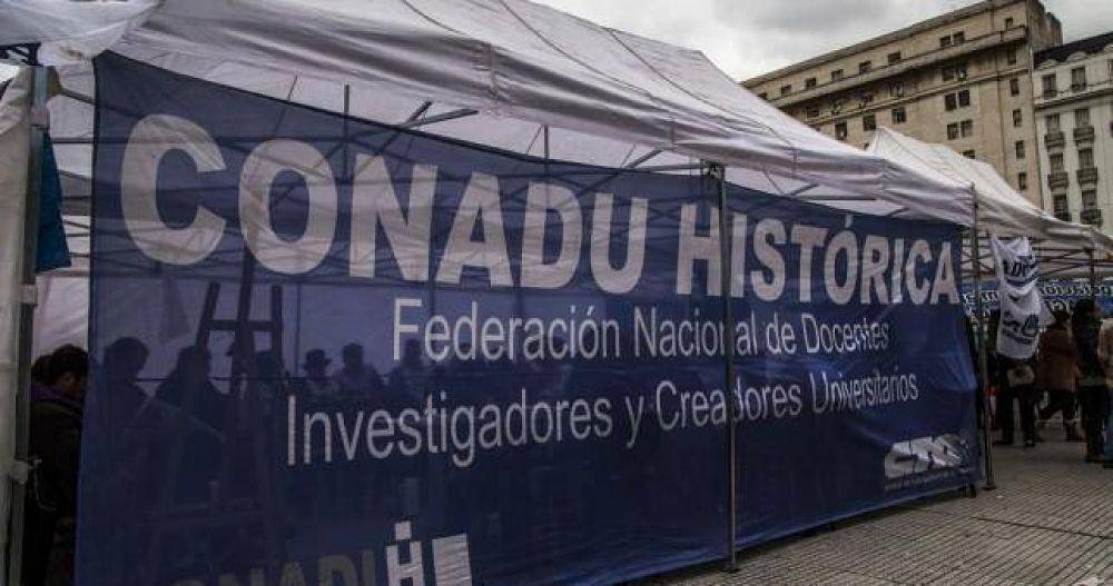 """La Conadu H convocó a un paro y movilización a """"40 años de la noche de los lápices"""""""
