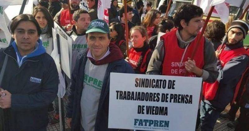 El Sindicato de Prensa de Viedma repudió despidos
