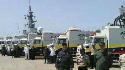 El r�gimen de Nicol�s Maduro blinda Isla Margarita para maquillar su crisis en la Cumbre de Pa�ses No Alineados