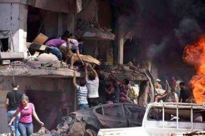 M�s de 300.000 muertos y 2 millones de heridos desde el inicio de la guerra en Siria
