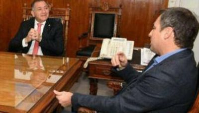 Por la relación Macri-Schiaretti, se reconciliaron Mestre y Juez