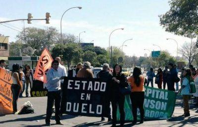Se agrava el conflicto gremial en hospitales de C�rdoba