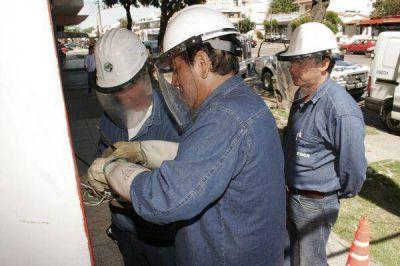 """Desde EDEA aseguraron que la situación es """"inédita"""" en Mar del Plata"""
