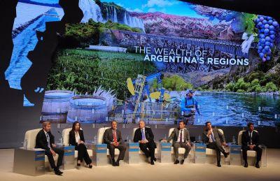 Passalacqua expuso en el mini Davos organizado por Macri para atraer inversiones