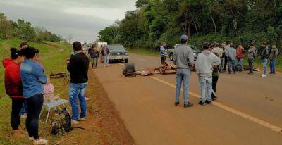Tabaco: Nación confirmó pago del FET pero sigue la amenaza de corte de ruta en San Vicente