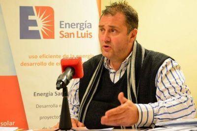San Luis Energ�a participar� de la audiencia p�blica por el aumento del gas