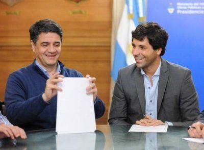 """""""Saladillo, Suipacha, Vicente López y Roque Pérez dieron un paso para mejorar su calidad de vida"""""""