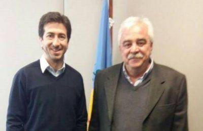 Corvatta y Cenz�n avanzaron en temas claves para Saavedra