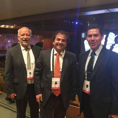 Inter�s de inversores en la construcci�n de puentes correntinos
