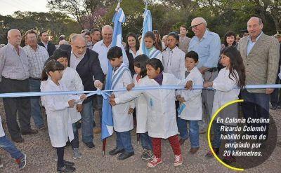 Colombi apura la pretemporada para el partido electoral de 2017