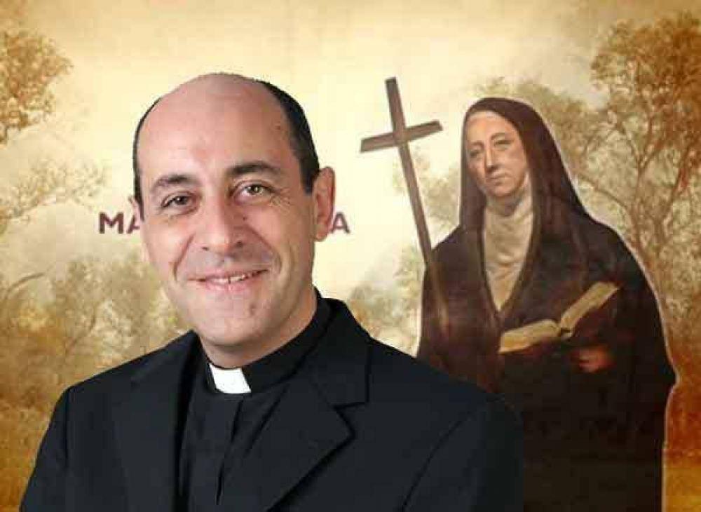 "Mons. Fernández: Mama Antula, modelo de la misionera ""salidora"""