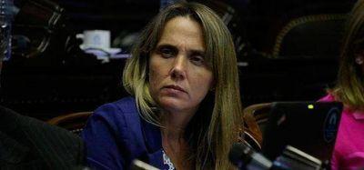 Gladys Gonz�lez sostuvo que Daniel Garc�a �dej� de ser oposici�n�